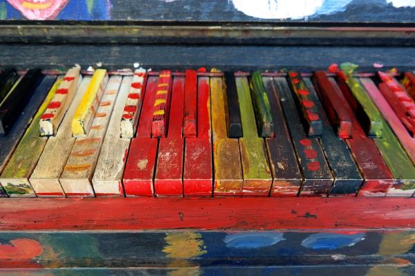 Šárka Krejčí skladatelka - texty, hudba, korepetice, výuka